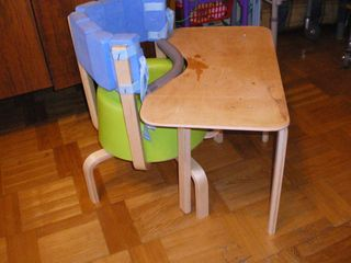 Стульчик и столик рис 1