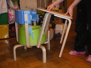 Закрывание стульчкика
